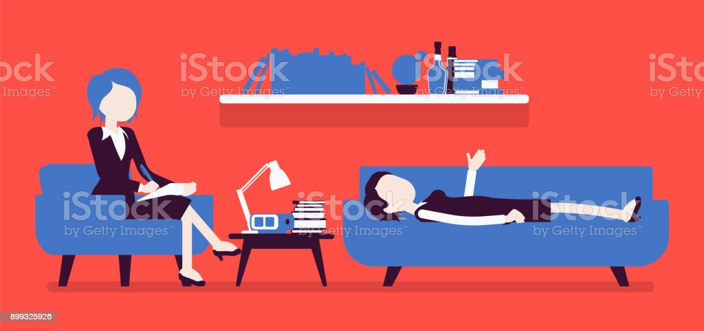 Xxl Couch Best Therapist Couch Illustrations, Royalty-free Vector