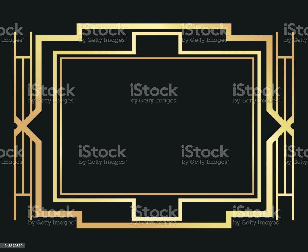 gatsby border template
