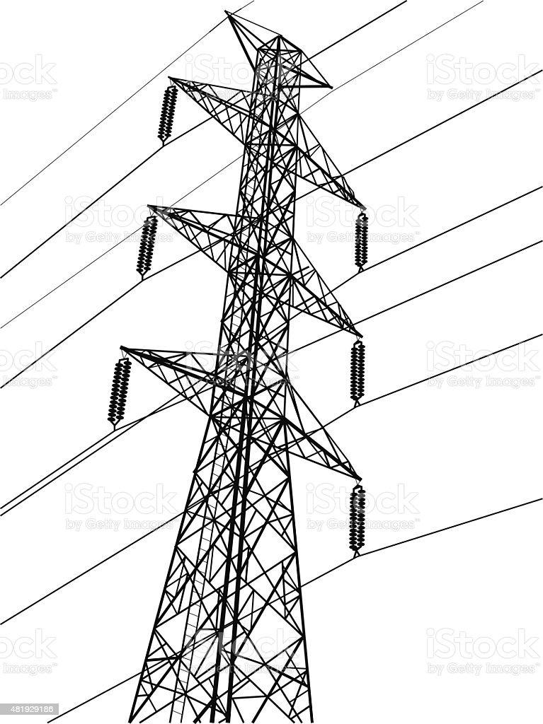 multipleuse power pole