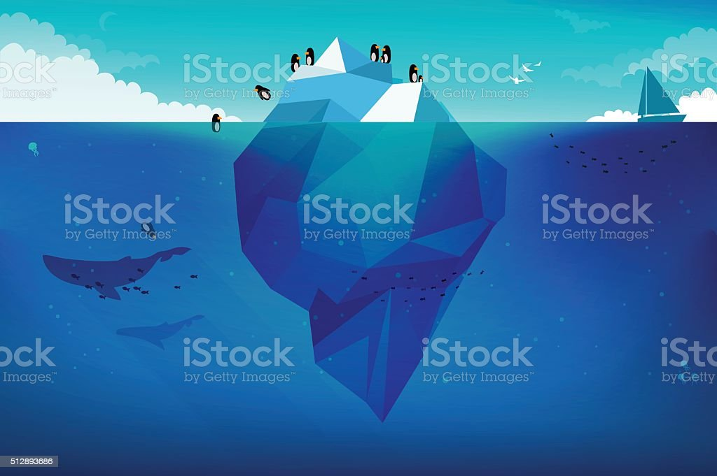 Clipart Pictures Iceberg Iceberg Illustrations Royalty Free Vector Graphics Clip