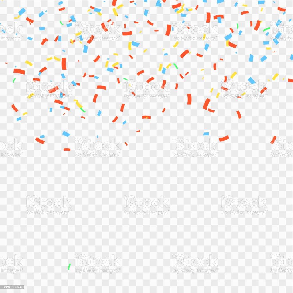 Falling Glitter Wallpaper Top 60 Confetti Clip Art Vector Graphics And