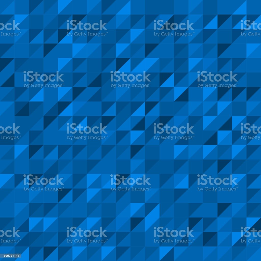 Farbpalette Blau A Pattern For Web Sites From Small Blue Triangles Of A Chaotic Color