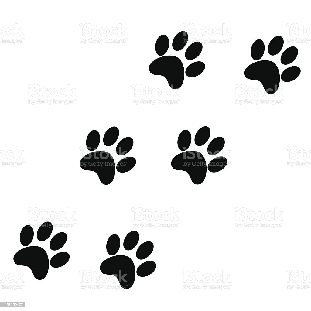 paw dog animal icon with png and vector format for free auto rh wiring diagram student nottingham edu funeral