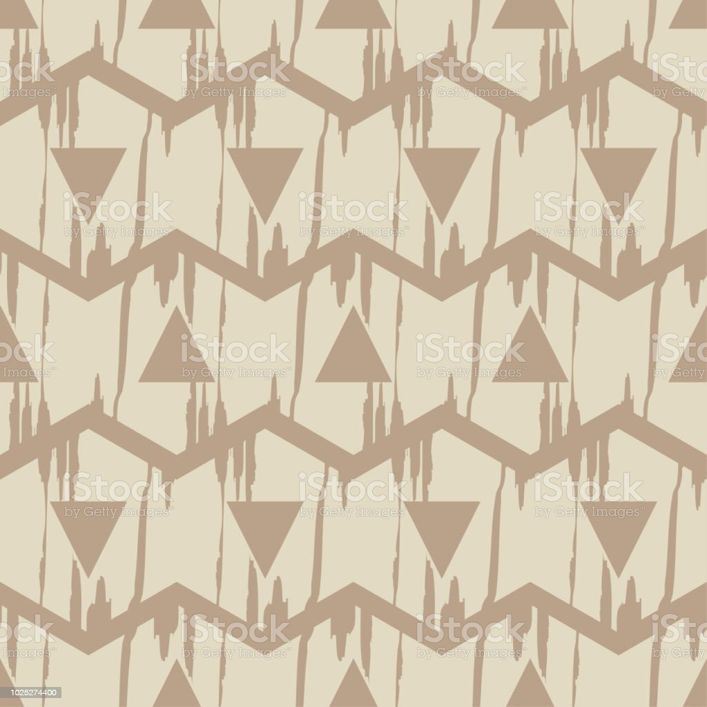 Geometrische Muster Seamless Abstract Geometric Pattern The Shapes Of Hexagons Mosaic