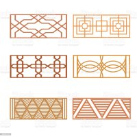 Royalty Free Iron Balcony Railings Clip Art, Vector Images