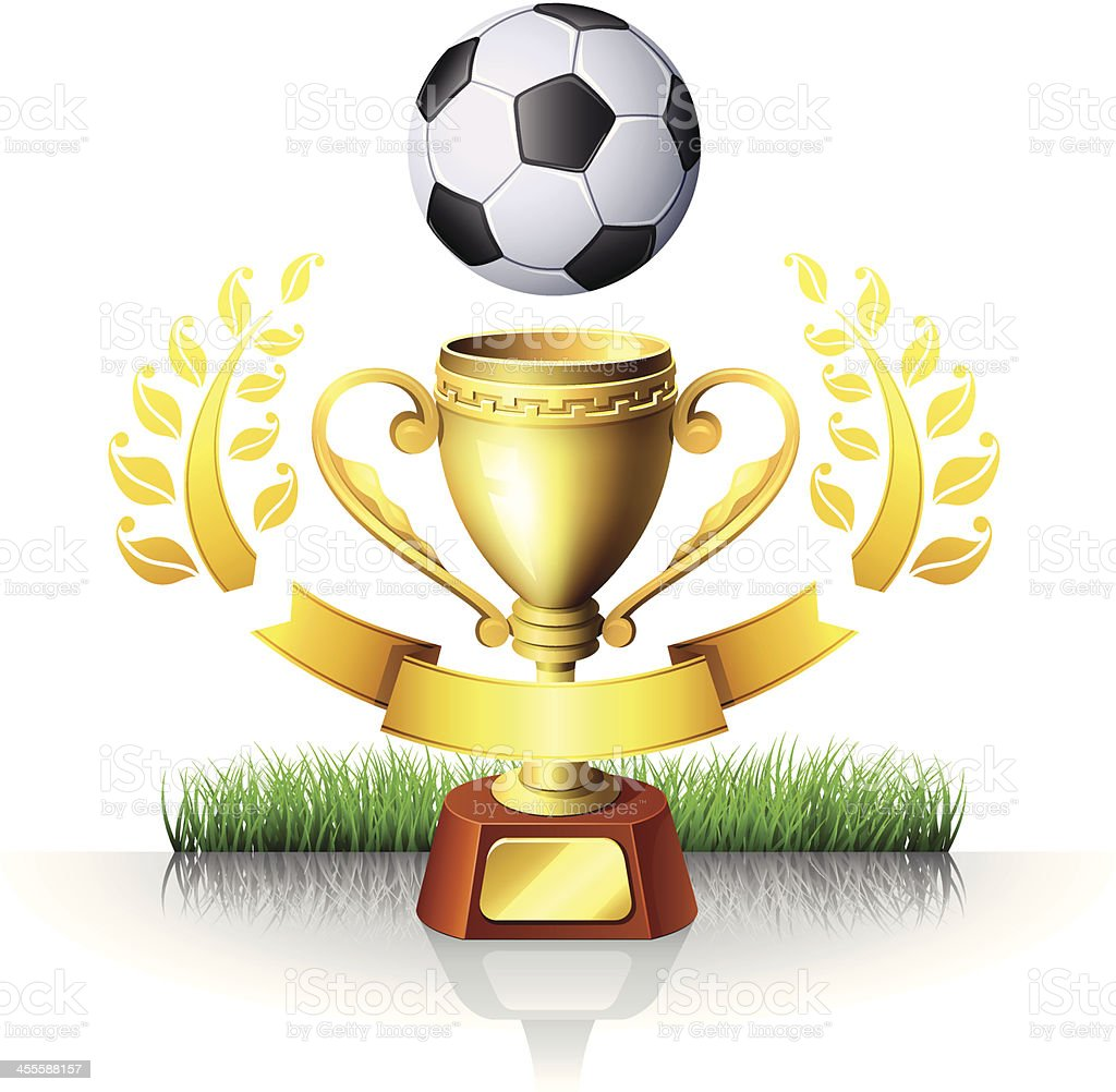 Sieger Clipart Soccer Cup Stock Vector Art And More Images Of Award