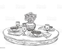 Table Setting Activity & Poner La Mesa Spanish Table ...