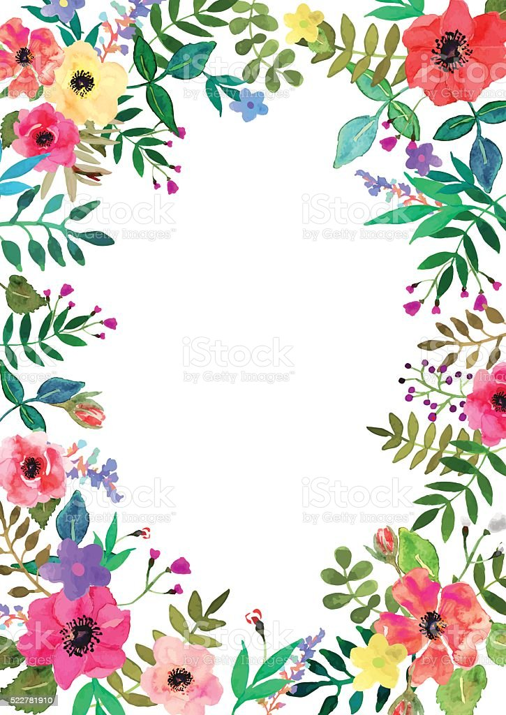 Trendy Quote Wallpapers For Computor Vector Flowers Set Colorful Floral Collection With Leaves