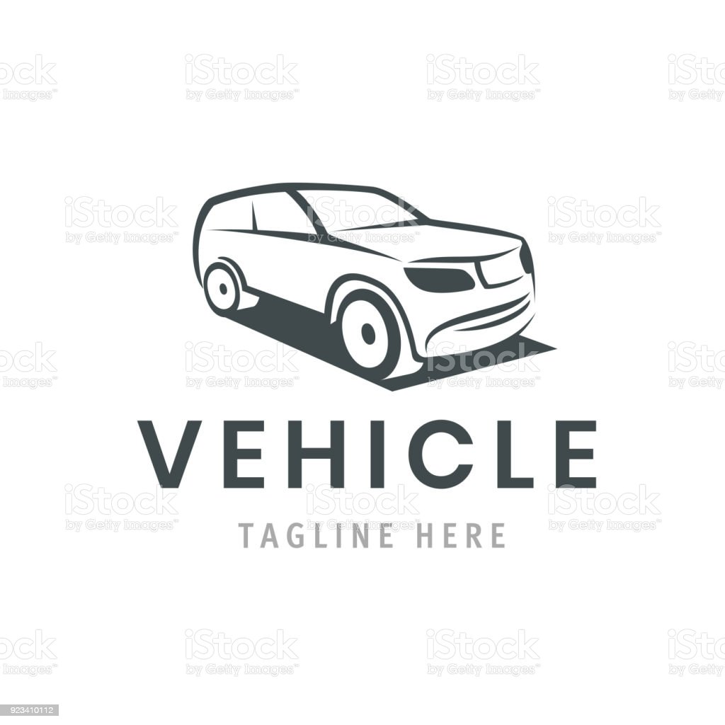 Garage Design Template Vehicle Template Car Icon For Business Design Rent Repair Shop