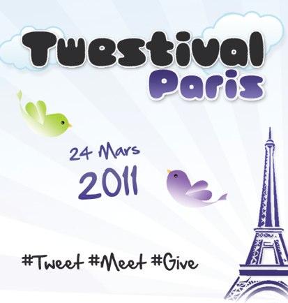 Twestival Paris