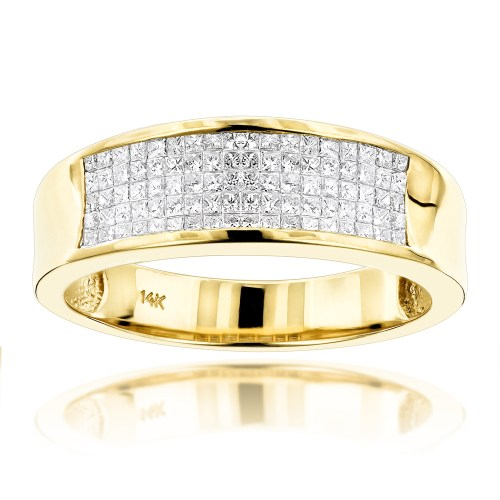 Medium Of Mens Diamond Rings