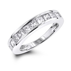 Small Of Princess Cut Diamond Rings