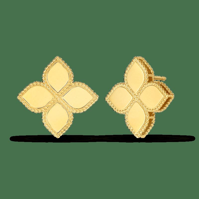 Haltom's Fine Jewelers: Roberto Coin Large Stud Earrings