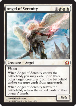 Image of Angel of Serenity
