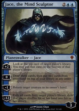 Jace, the Mindsculptor