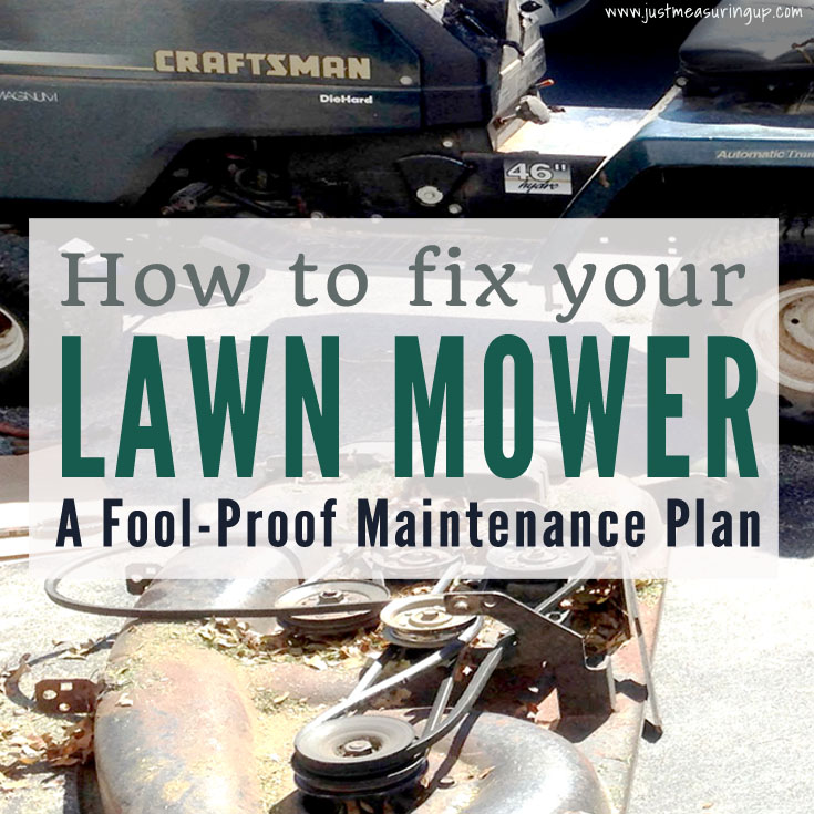 How to Fix a Riding Lawn Mower - Easy Steps to Get Your Mower Running