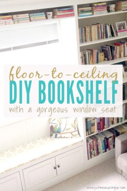 Small Of Floor To Ceiling Bookshelves
