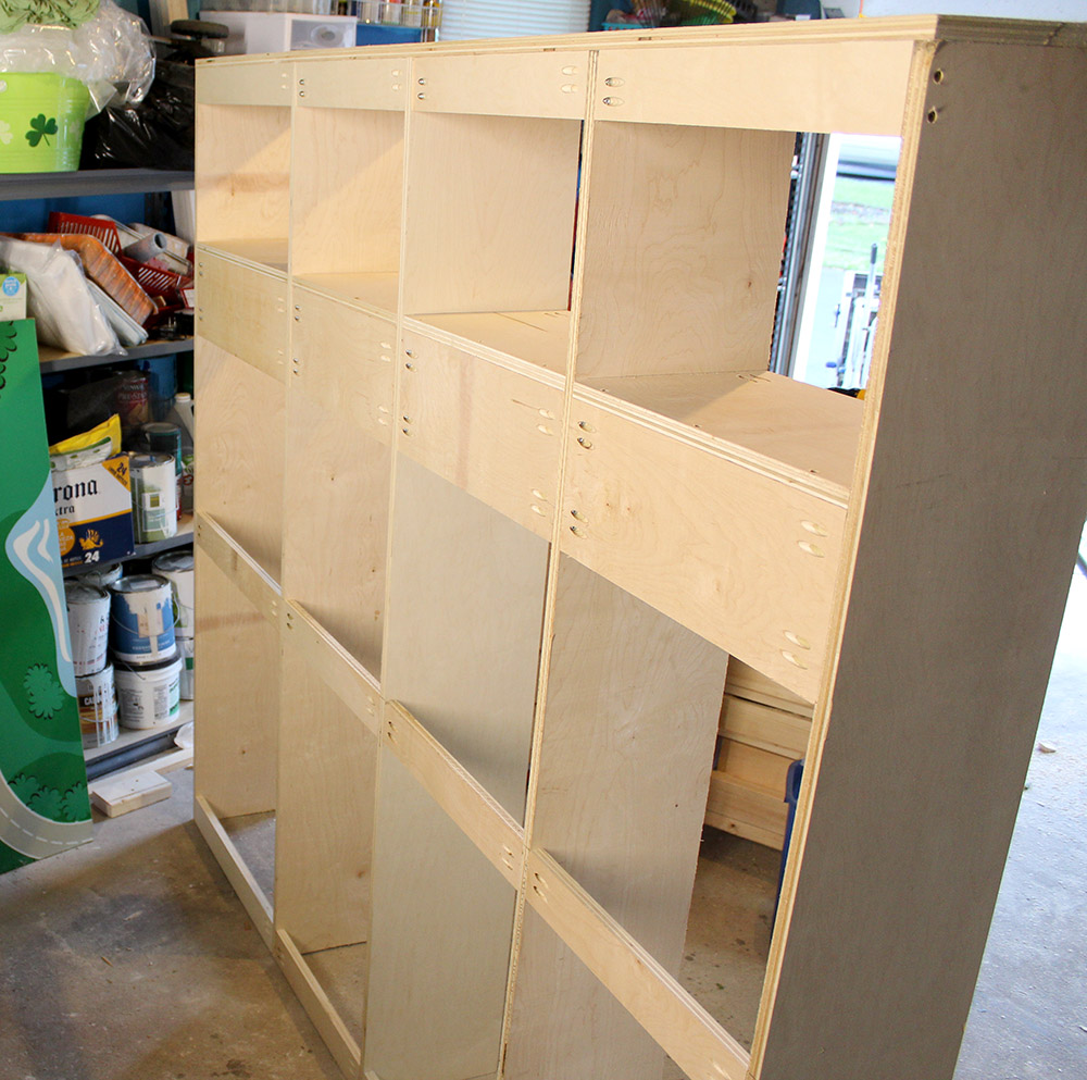 Rona Moving Boxes How To Build An Entryway Bench With Hooks And Storage Just