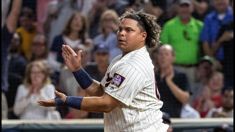 Chubby\u0027 Twins catcher gets love for awesome dash home kare11