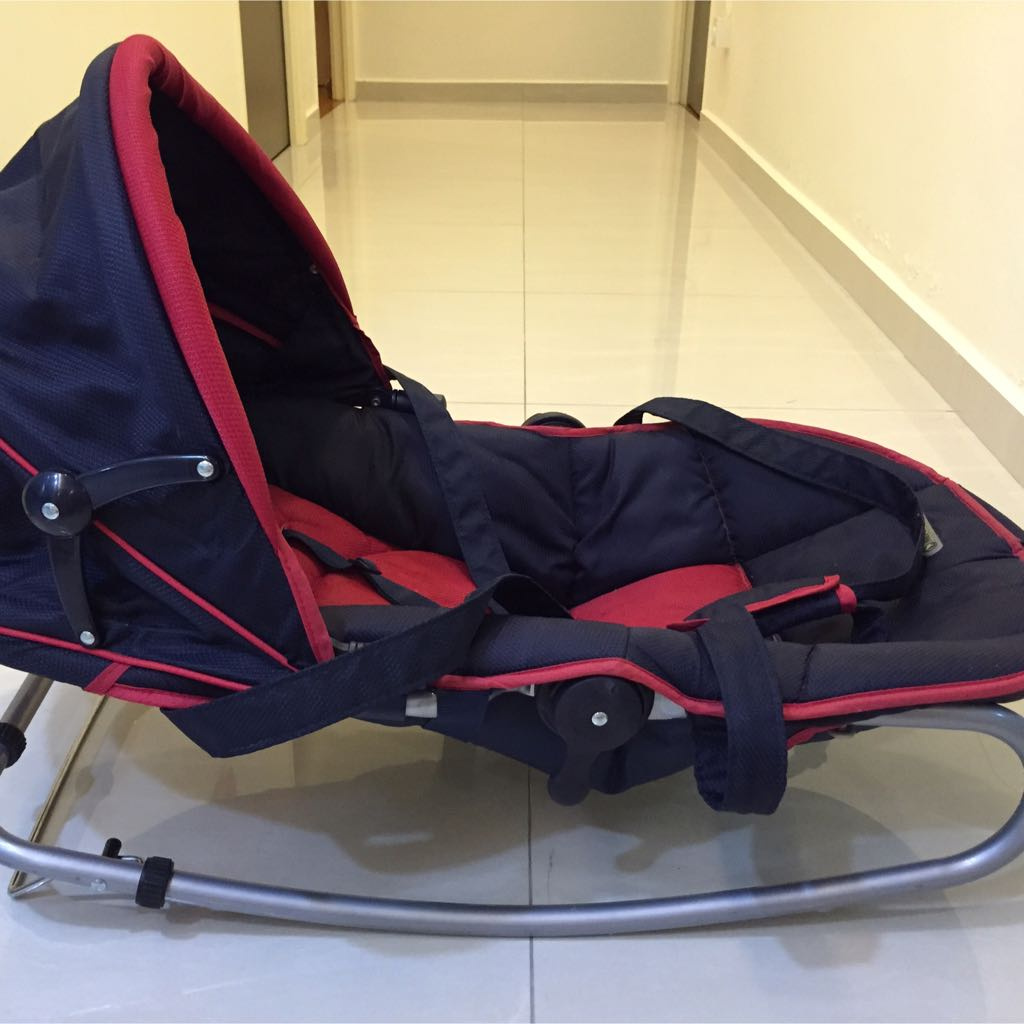 Infant Rocker Carrier Preloved Matsuco Baby Rocker Carrier For Sale Babies Kids
