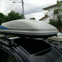 Roof Box ... Fits Thule & Any Other Brand Roof Rack (Car ...