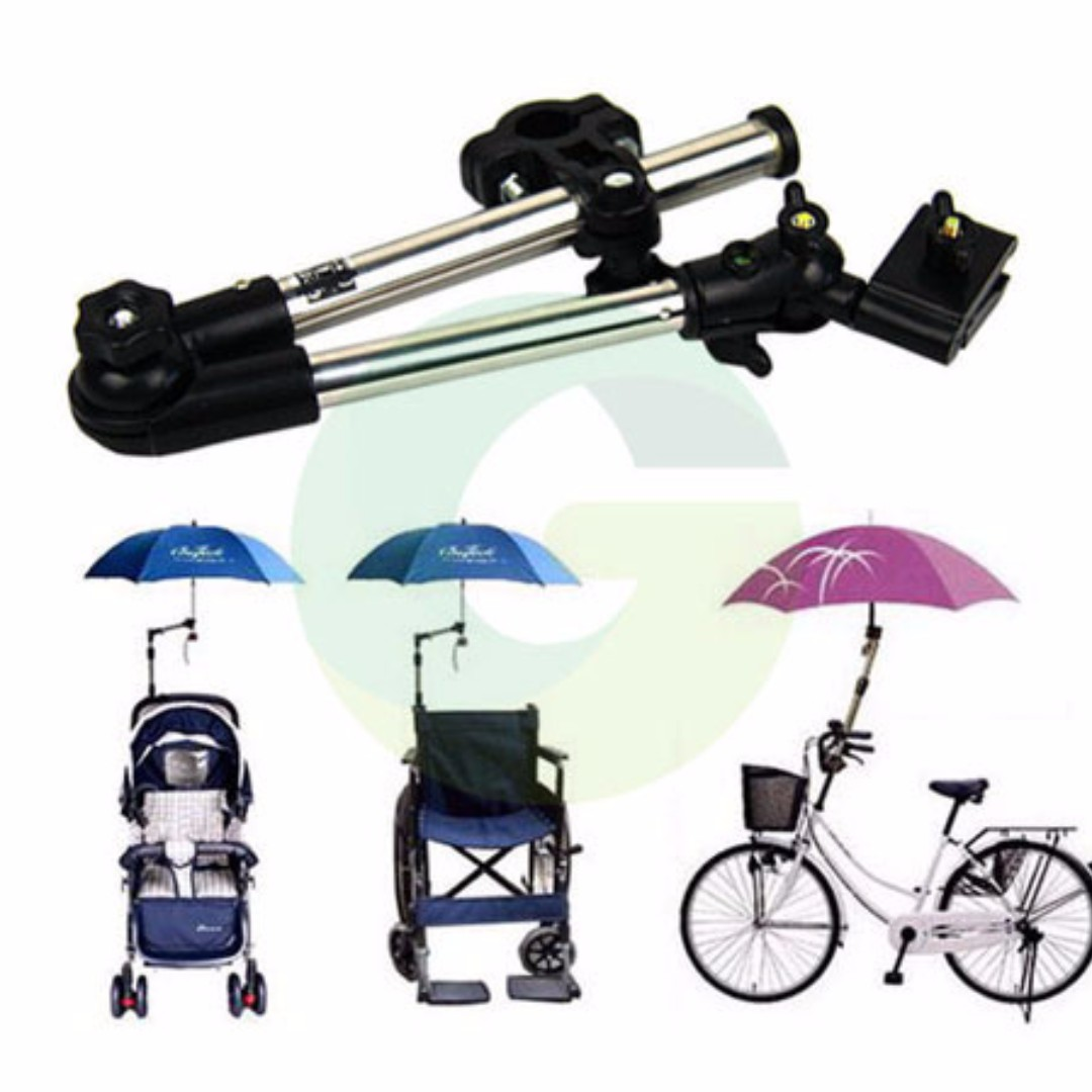 Baby Pram Umbrella New Version Thickening Umbrella Holder Bicycle Baby Stroller