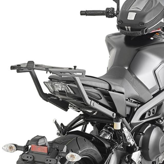Givi Top Case Rear Rack For Yamaha MT-09 2017 - 2018, Motorbikes