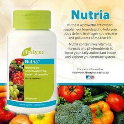 LIFESTYLES INTRA JUICE FIBERLIFE AND NUTRIA, Food & Drinks ...