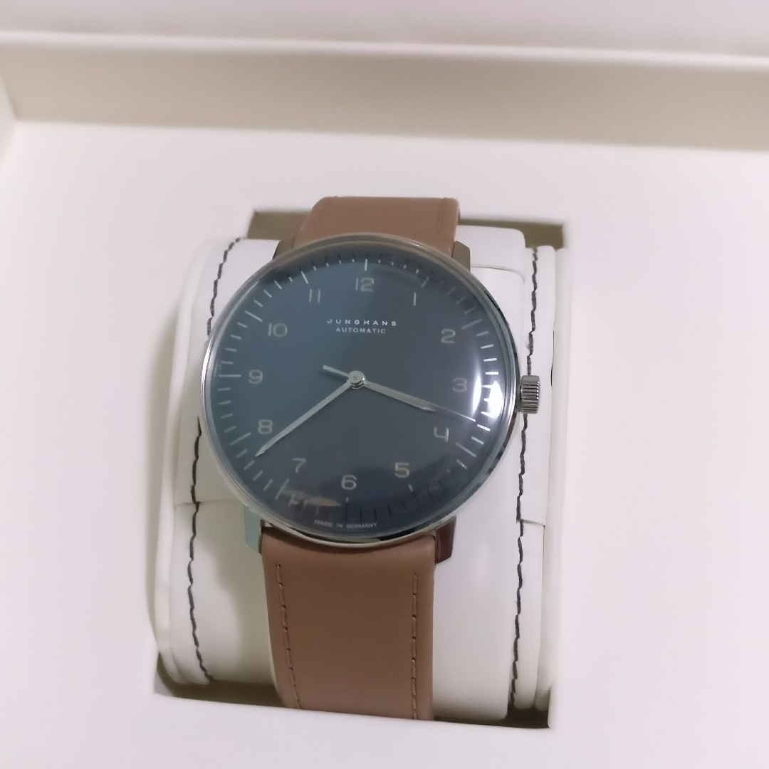Max Bill Automatic Junghans Max Bill Automatic Watch 027 3401