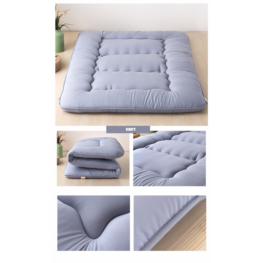 Foldable Single Mattress Singe Super Single Queen Japanese Tatami Foldable