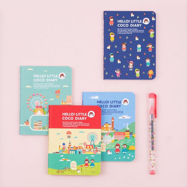 Authentic Korean Ardium 2018 Month Monthly Year Yearly Planner