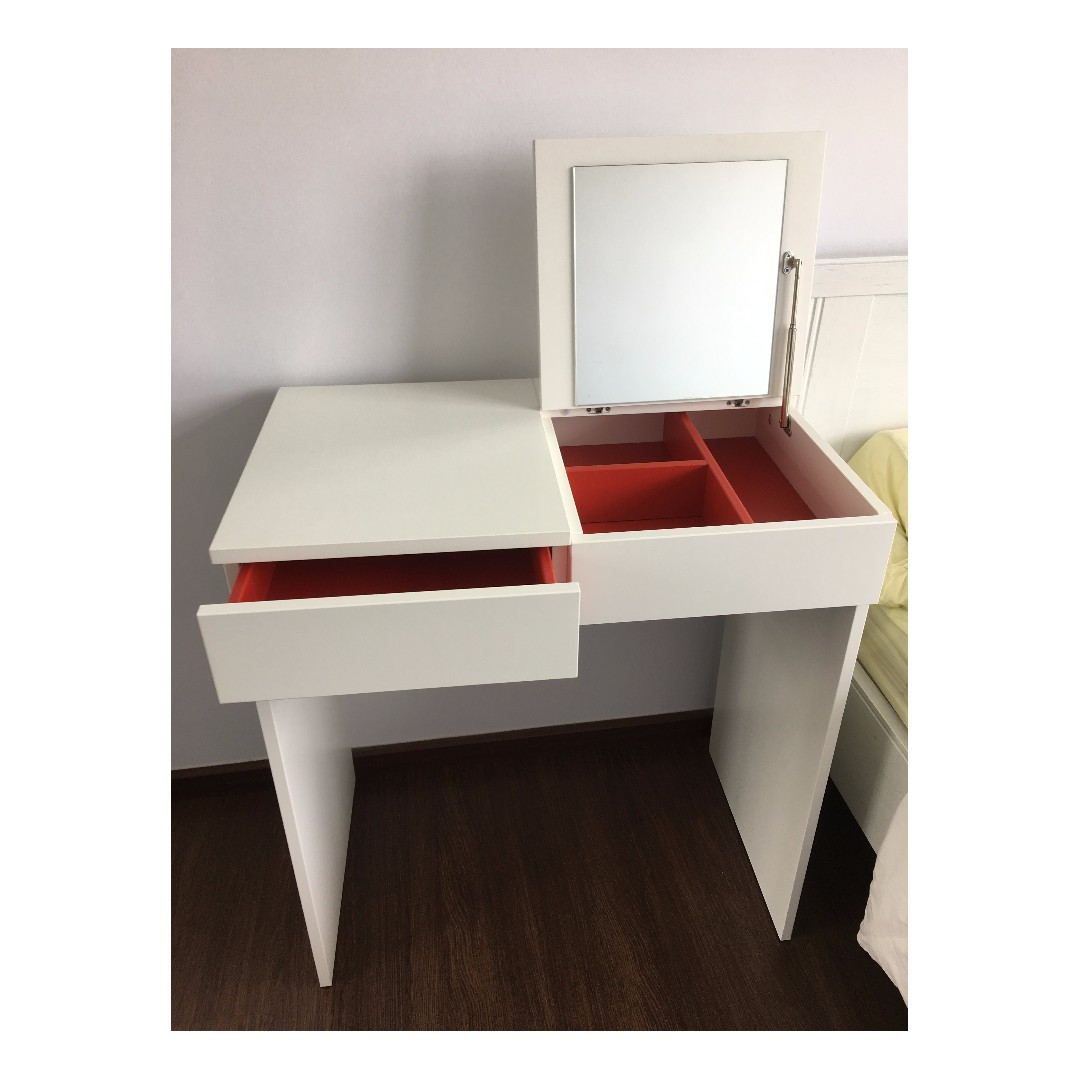 Ikea Dressing Table Ikea Brimnes Desk Dressing Table