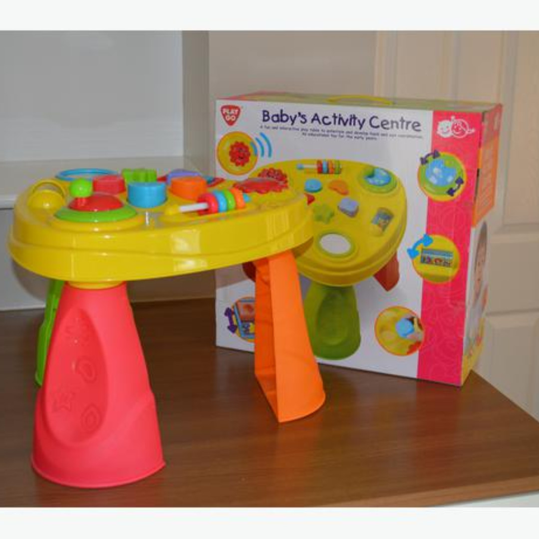 Baby Activity Center Play Baby S Activity Centre