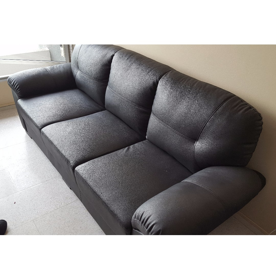 Corduroy 3 Seater Sofa Ethan 3 Seater Sofa