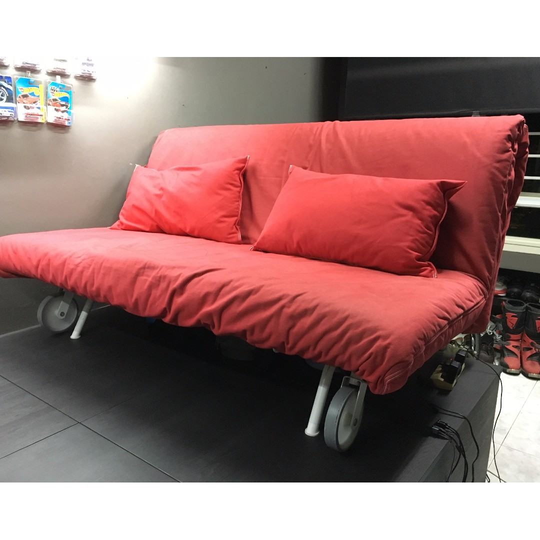 Ikea Sofa Ps 2017 Ikea Ps Sofa Bed Ikea Ps Lovas Chairbed Model In Bedroom