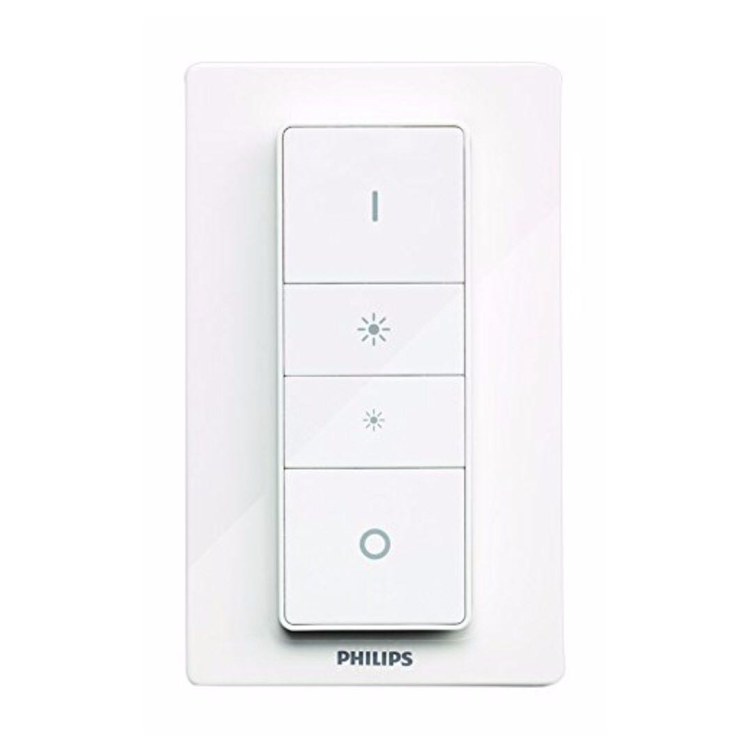Philips Dimmer In Stock Philips Hue Wireless Lighting Dimmer Switch White