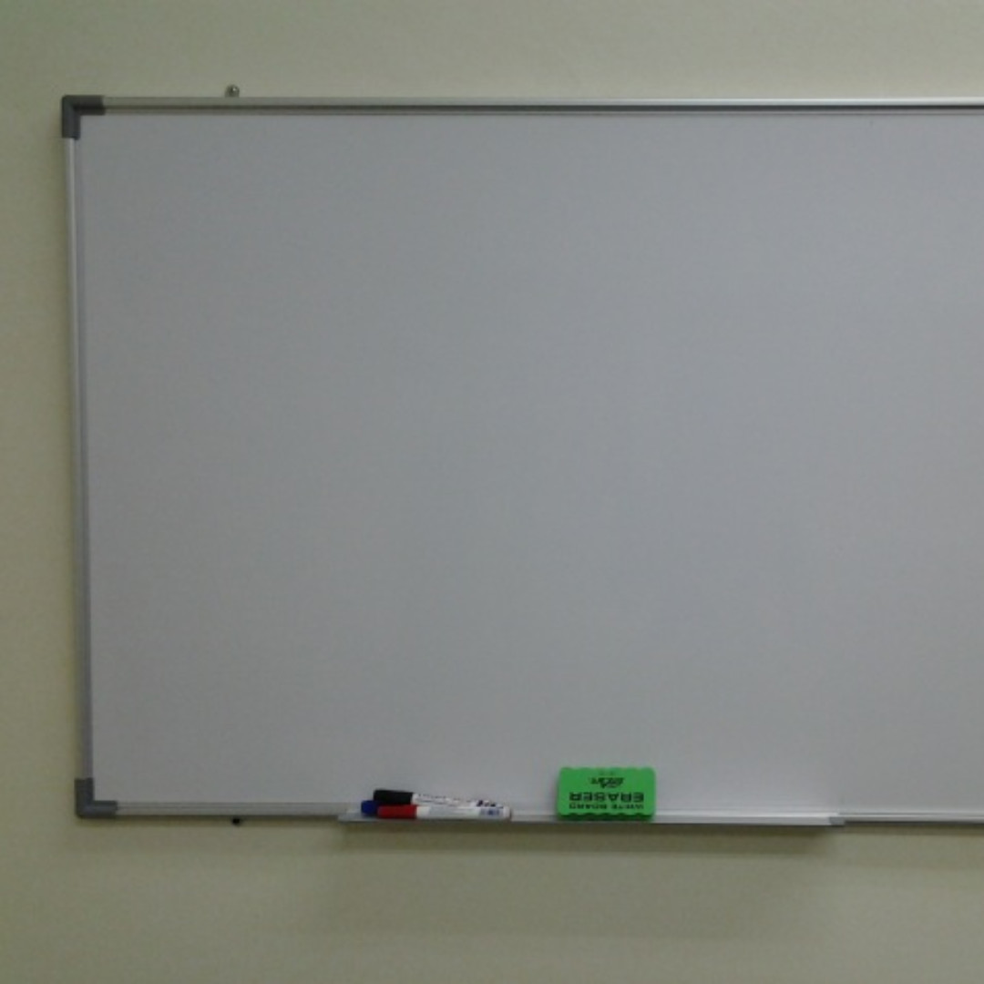 Harga Papan Melamin Putih Whiteboard Papan Putih Rumah And Perabot Others Di Carousell