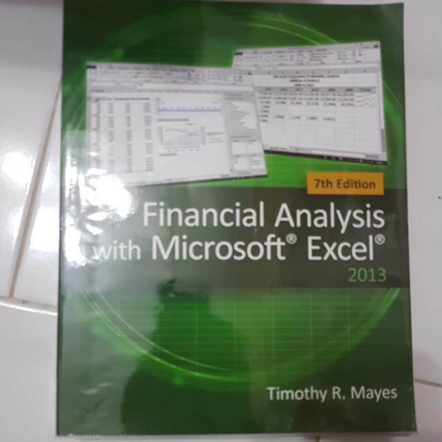 Financial Analysis with Microsoft Excel 2013, Books  Stationery
