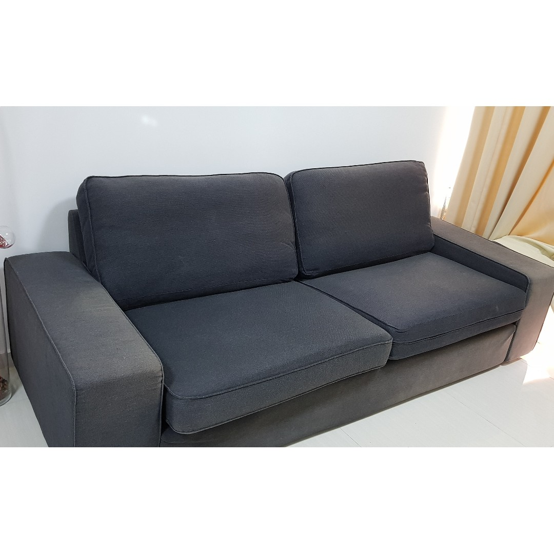 Ikea Kivik Sofa Sold Ikea Kivik Sofa Great Condition