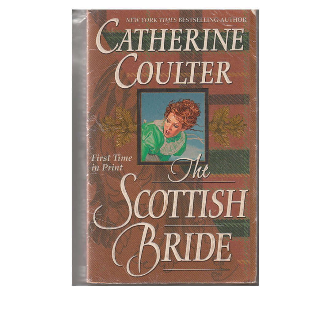 Catherine Coulter Libros Bf The Scottish Bride Sherbrooke Bride 6 Catherine Coulter