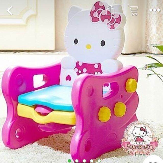 hello kitty potty training - Onwebioinnovate - hello kitty potty