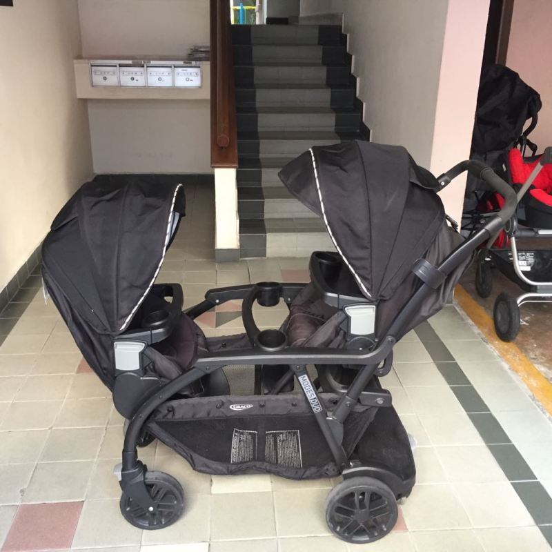 Large Of Graco Modes Duo Stroller