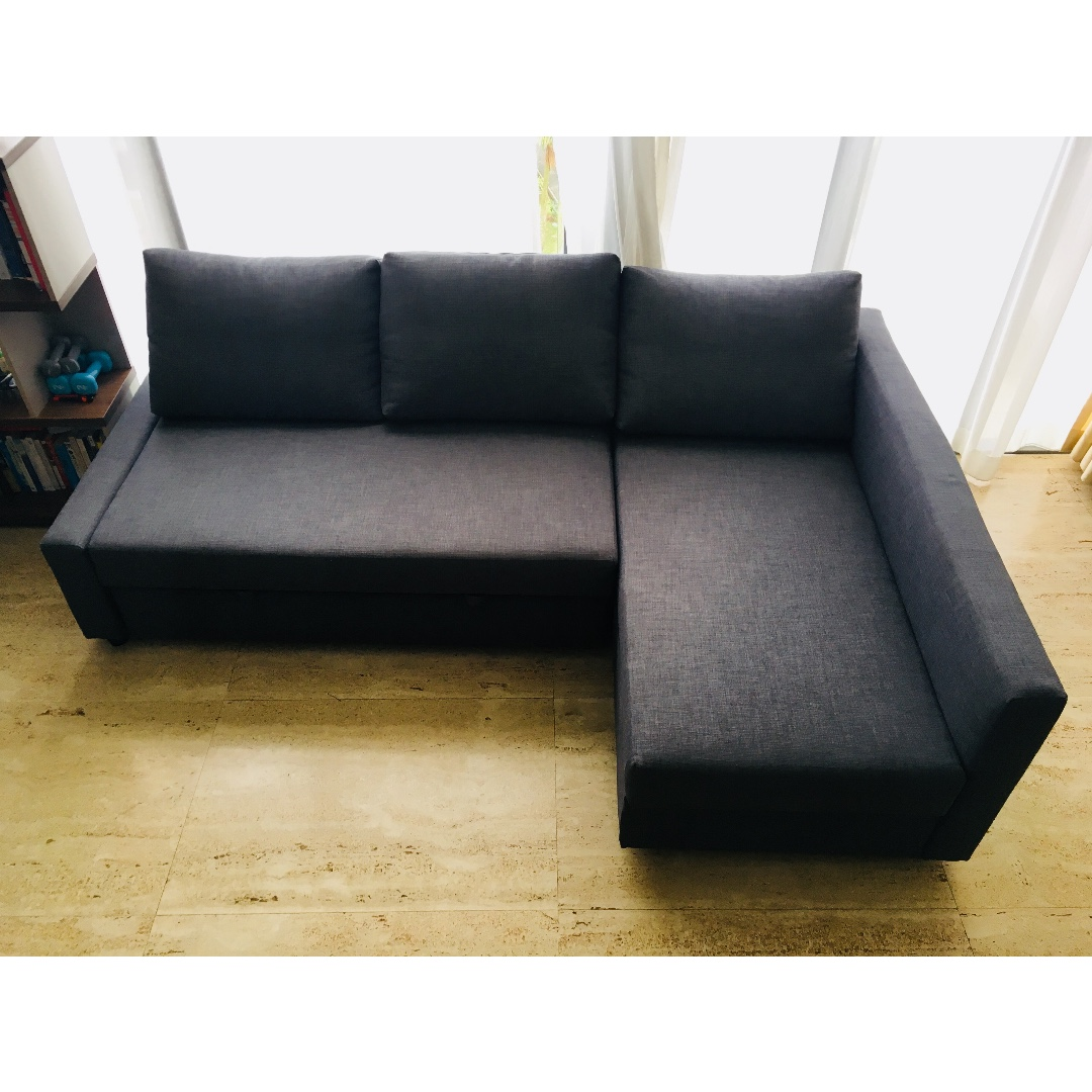 Bettsofa Ikea Friheten Ikea Friheten Corner Sofa Bed With Storage