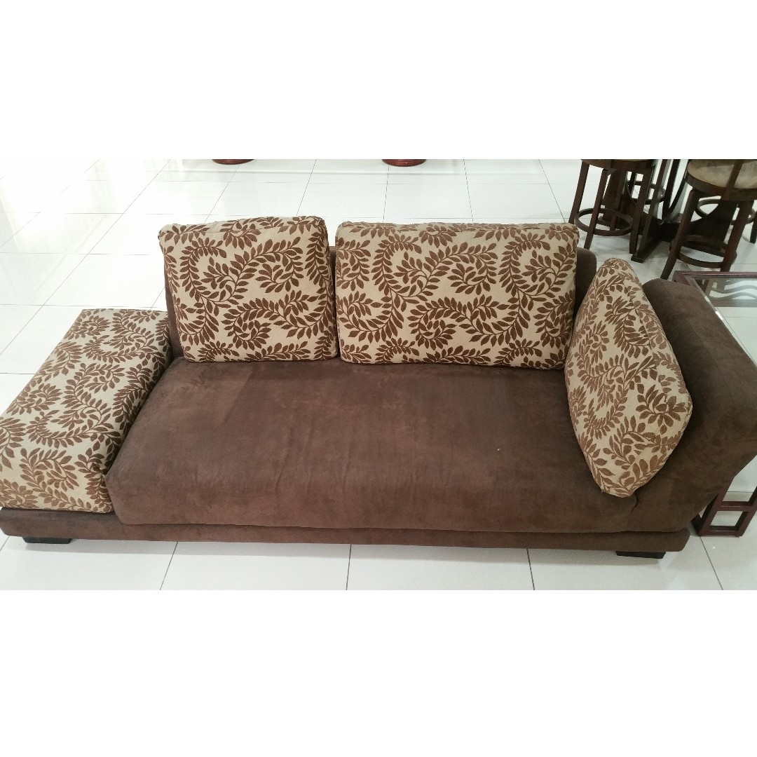 Sala Set In Davao City Imported Floral Sofa Set