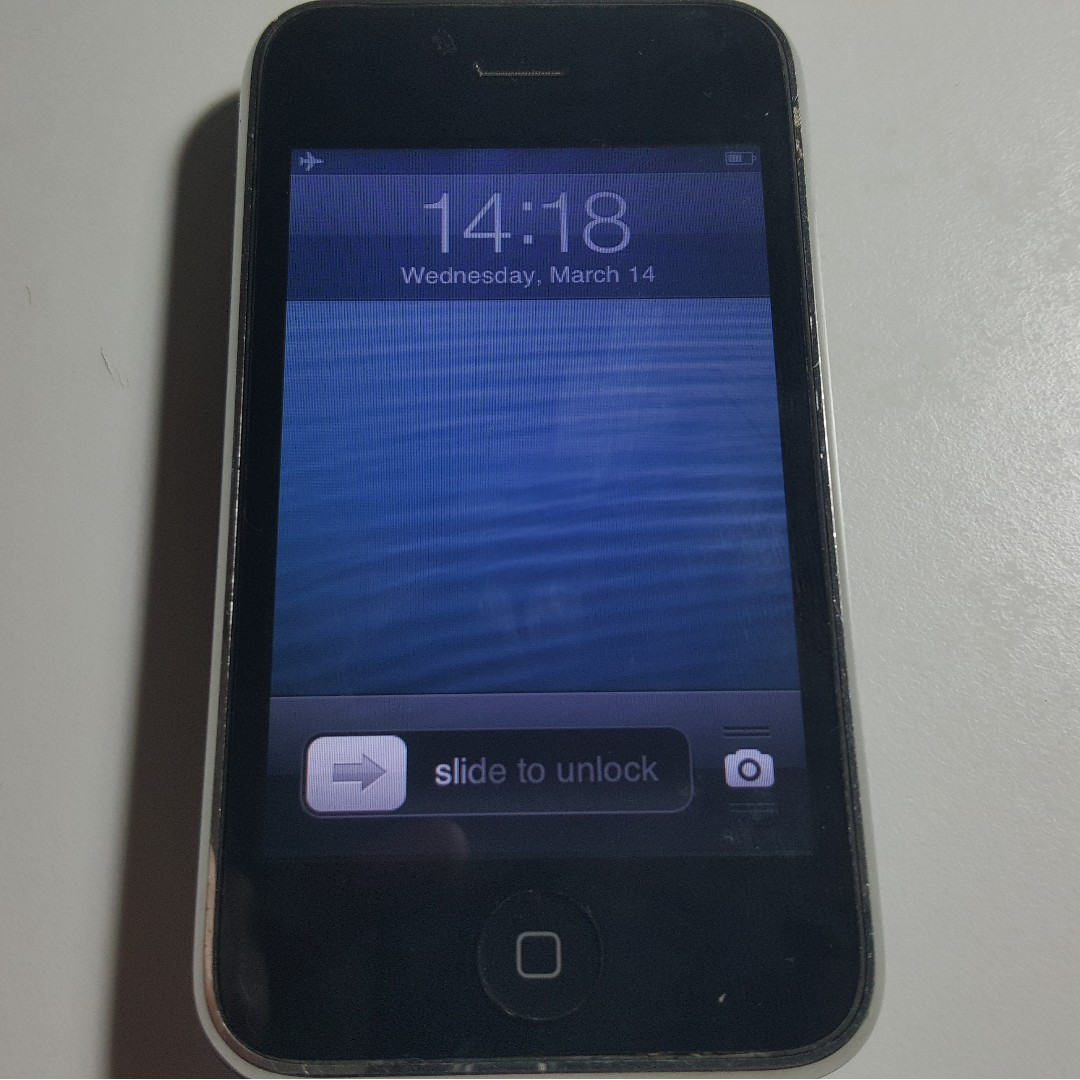 Iphone 3gs Iphone 3gs 32gb Working