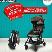 Dijual super murah. Stroller cocolatte Otto M (Cabin size ...