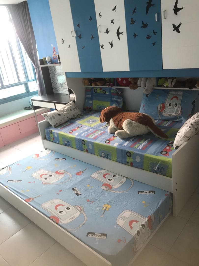 Childrens Beds With Pull Out Bed Underneath Childrens Pull Out Beds Zorginnovisie