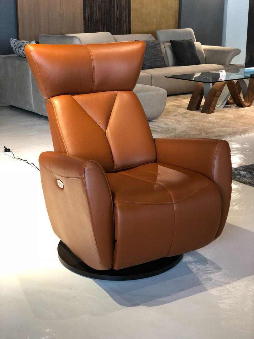 Poltrona Recliner Ambient Poltrona Wireless Recliner
