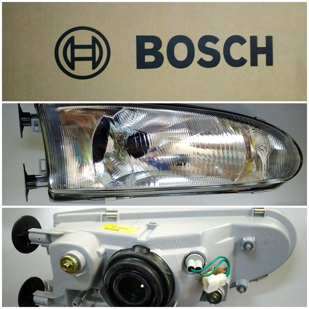 Harga Lampu Headlamp Wira Bosch Head Lamp For Proton Wira