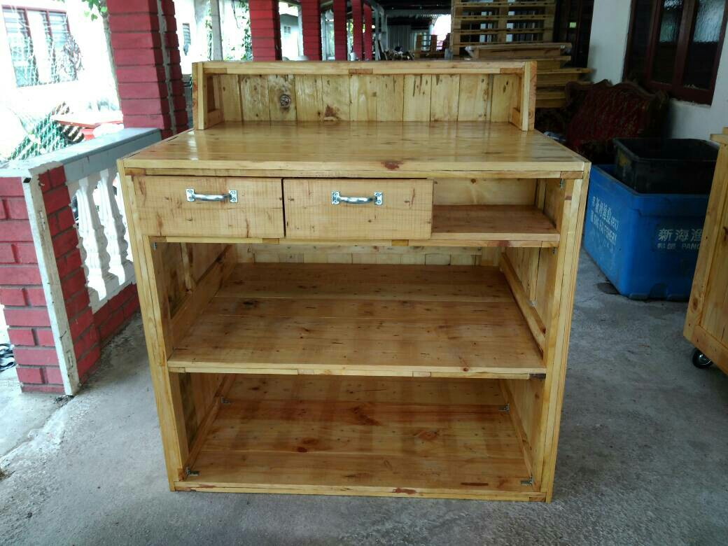Perabot Dari Kayu Palet Perabot Pallet Home Furniture Others On Carousell